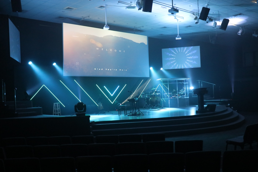 Waco Churches with Worship Services